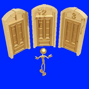 for Door 1 2 or 3
